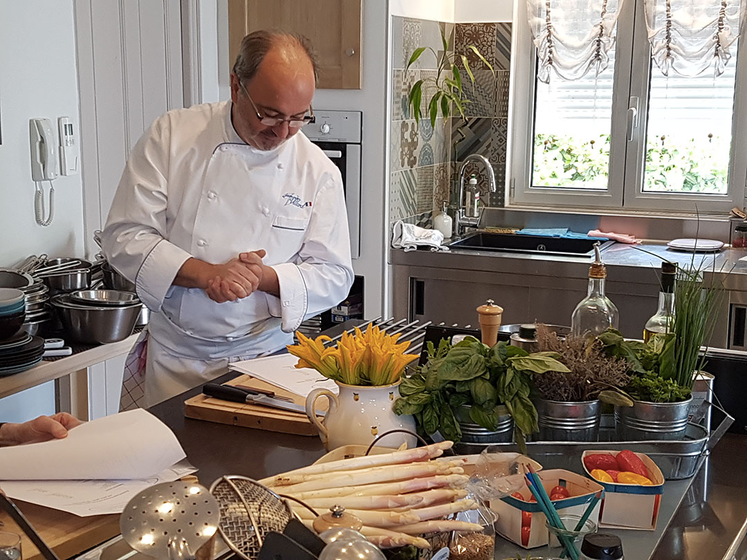 Cooking class in Provence France