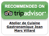Contact us jean marc villard cooking classes france for Atelier de cuisine gastronomique