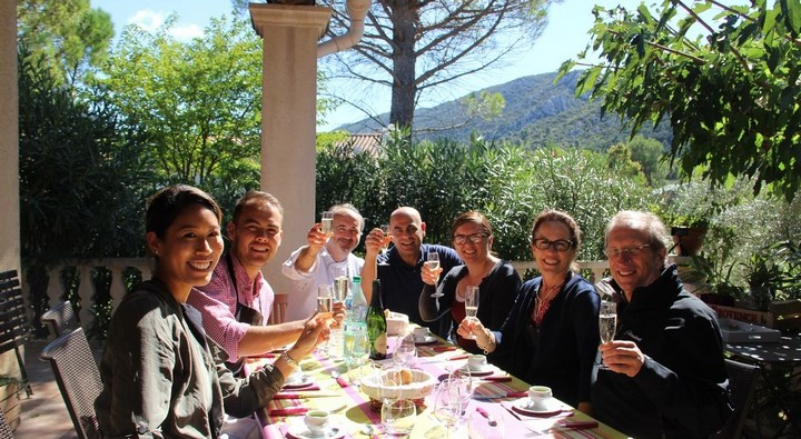 Learn French Cuisine in the heart of wonderful Provence