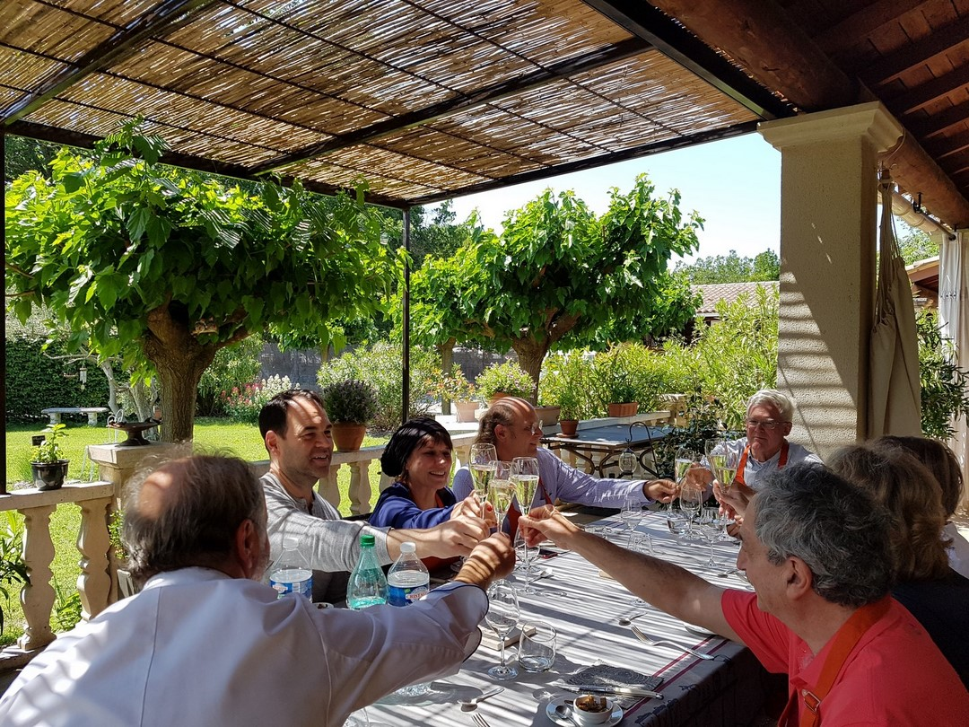 cooking class provence france with chef jean-marc villard